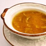 本日のスープ蒸し_フォアグラ茶碗蒸し