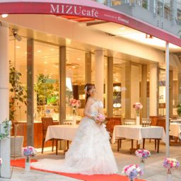 MIZUcafe PRODUCED BY Cleansui 原宿
