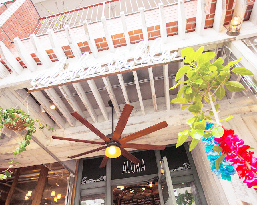 aloha table natural 広尾