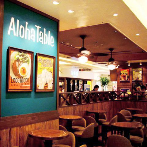 ALOHA TABLE Hawaiian Deli