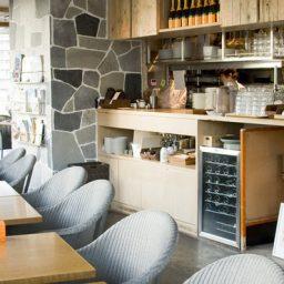 Cafe & SAKANA Bistro Bojun tomigaya