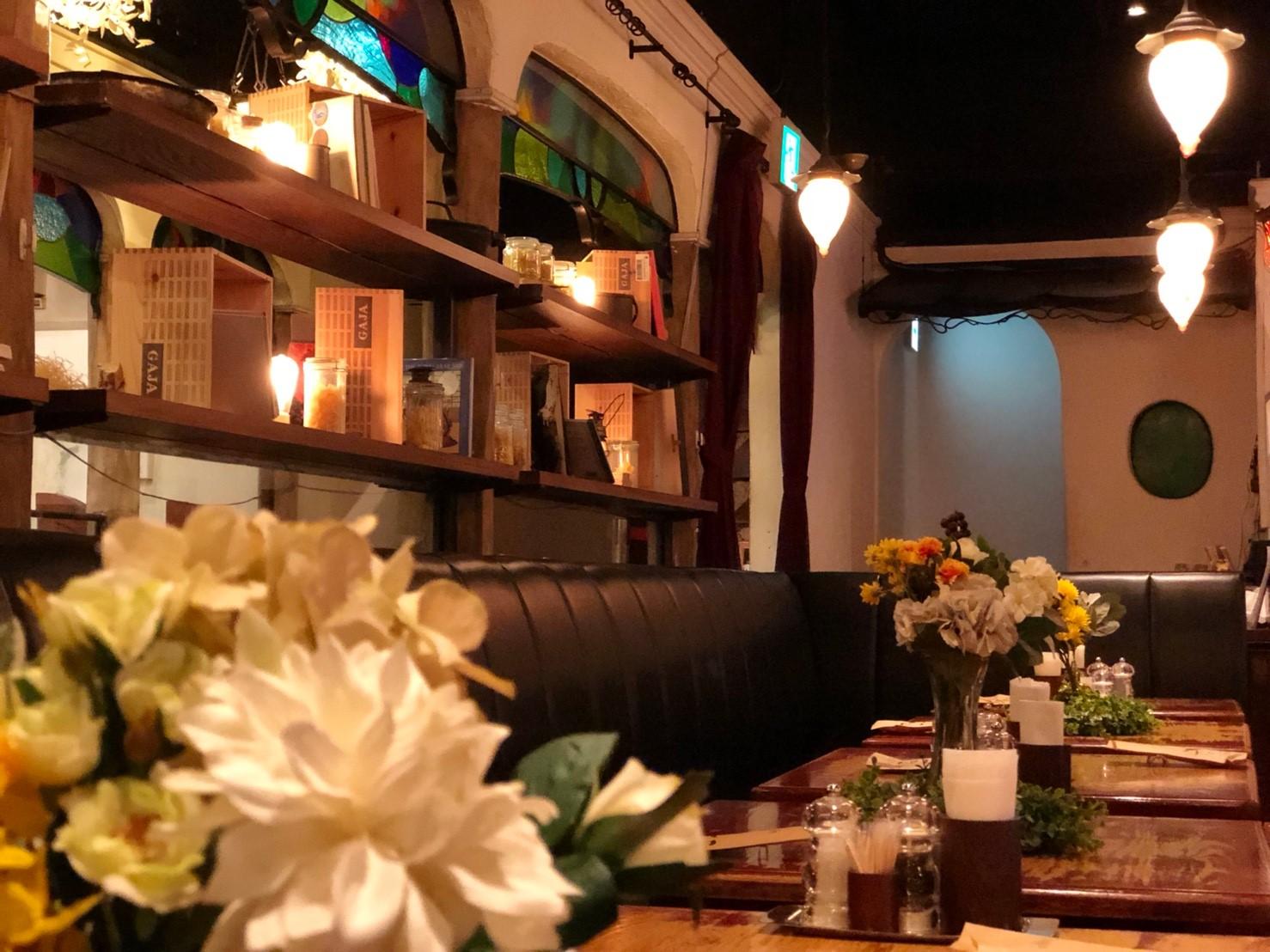 Cafe La Boheme G-Zone銀座