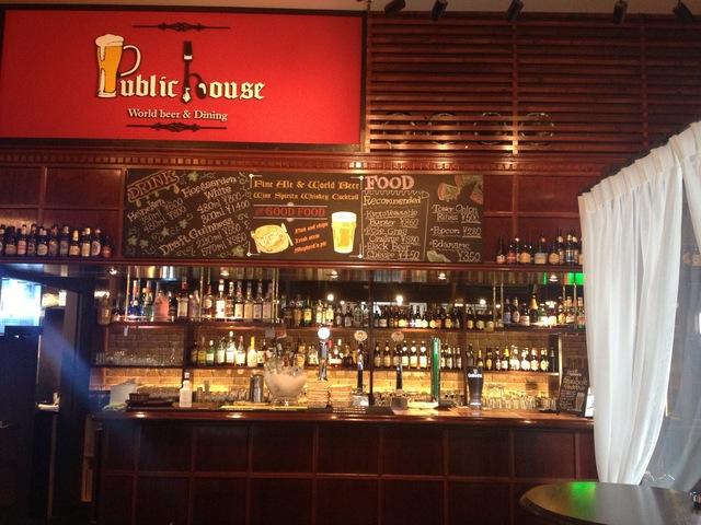 パブリックハウス【World beer&Dining】