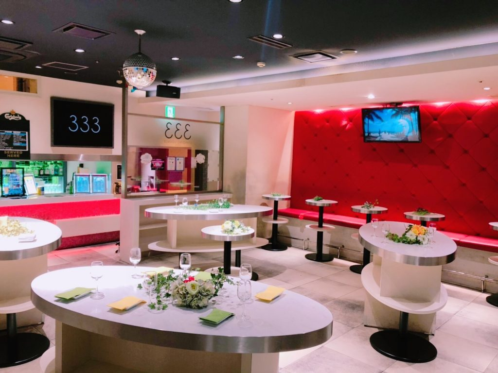 貸切&Standing Lounge 333 銀座