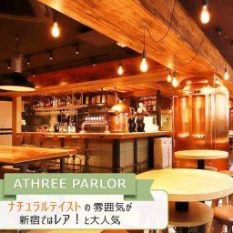 ATHREE PARLOR