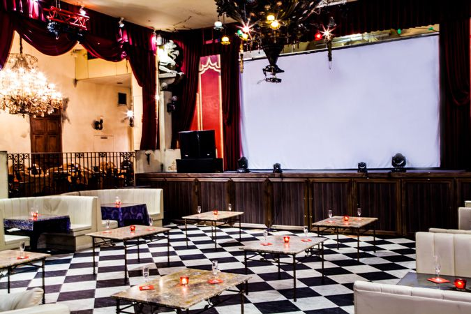 CW PARTY SPACE Tokyo