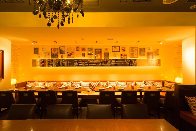 イタリアン&スペイン料理 銀座 ZION