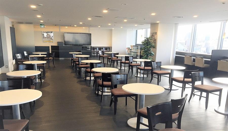<大阪第2ビル> 完全貸切スペース シャンクレール
