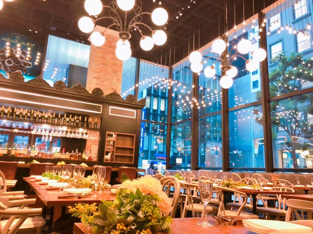 Dining&Bar LAVAROCK コートヤード・バイ・マリオット東京ステーション