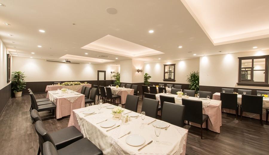 <②新宿ヒルトンホテルB1>貸切スペース シャンクレール