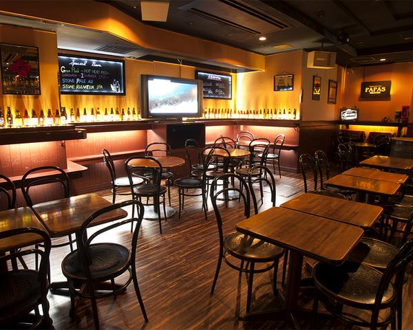 Restaurant Bar PAPAS