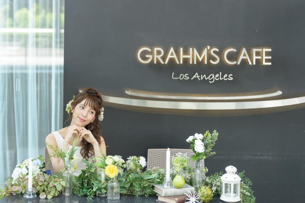 GRAHM'S CAFE −Los Angeles− <グラムズカフェ>