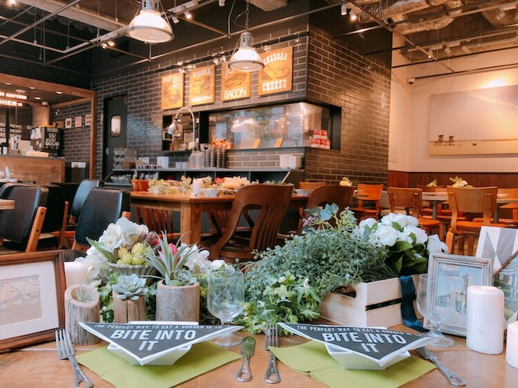 J.S.BURGERS CAFE 渋谷店