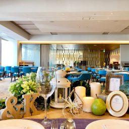 日本青年館ホテル レストランイーストウインド