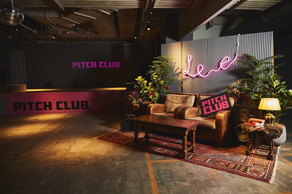 PITCH CLUB