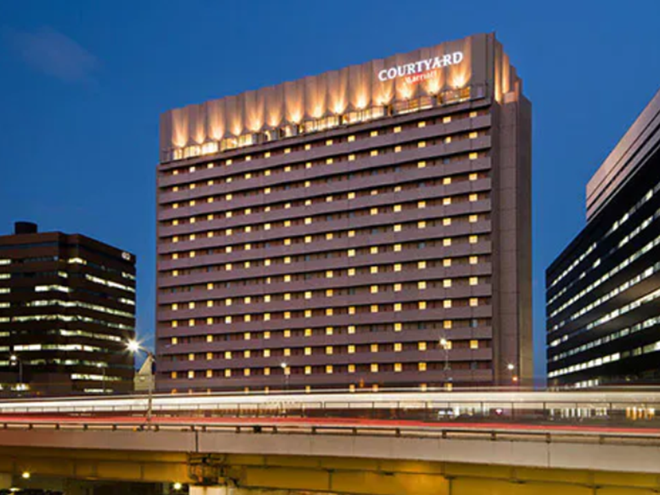 LAVAROCK新大阪~マルチファンクションルーム 19階~コートヤード・バイ・マリオット 新大阪ステーション