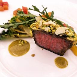 ウエディング肉料理