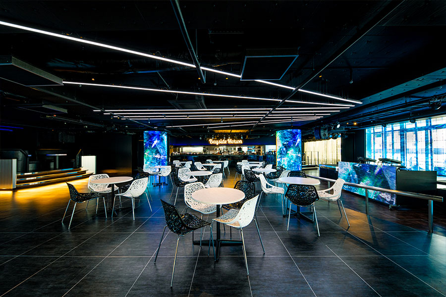 Dining Bar XLV Bayside Motion