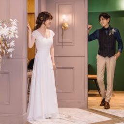 結婚式_二人