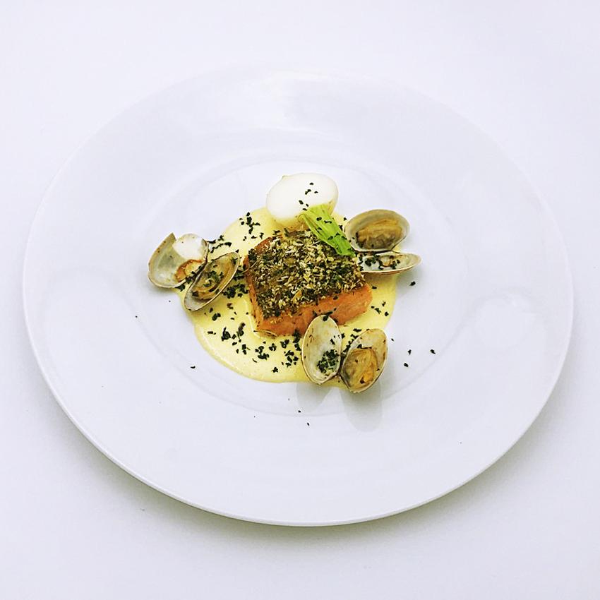 結婚式魚料理