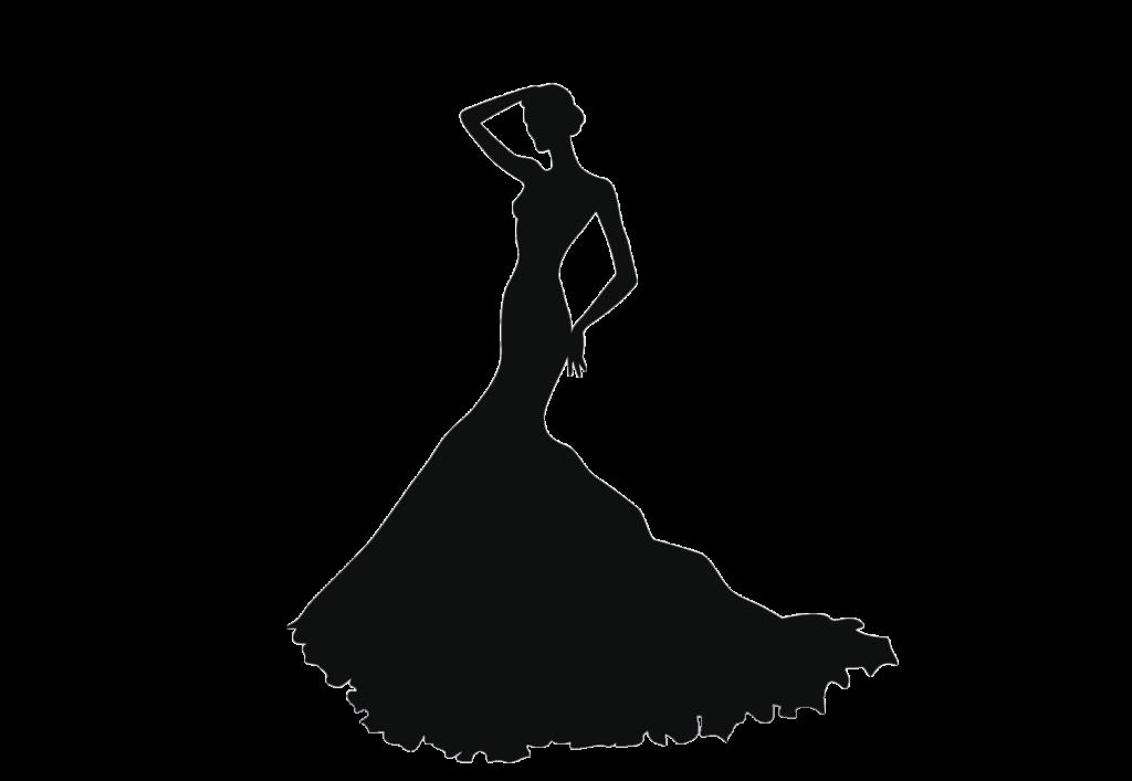 ウェディングドレス、マーメイドライン
