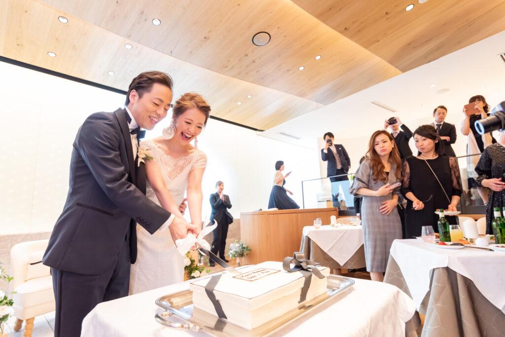 少人数結婚式