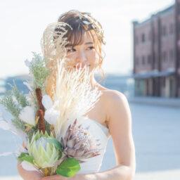 結婚式二次会_新婦