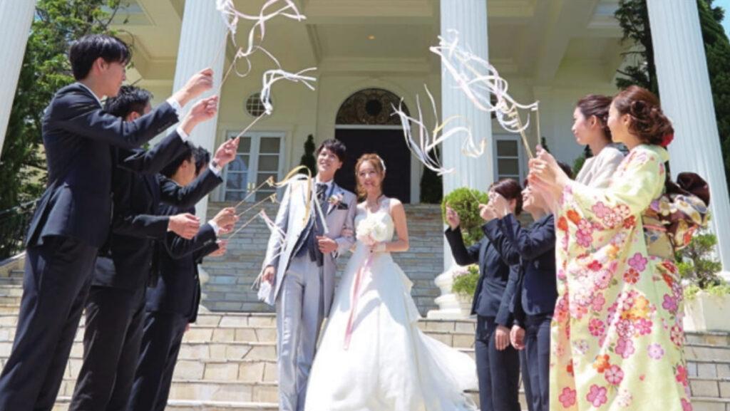 結婚式_リボンワンズ