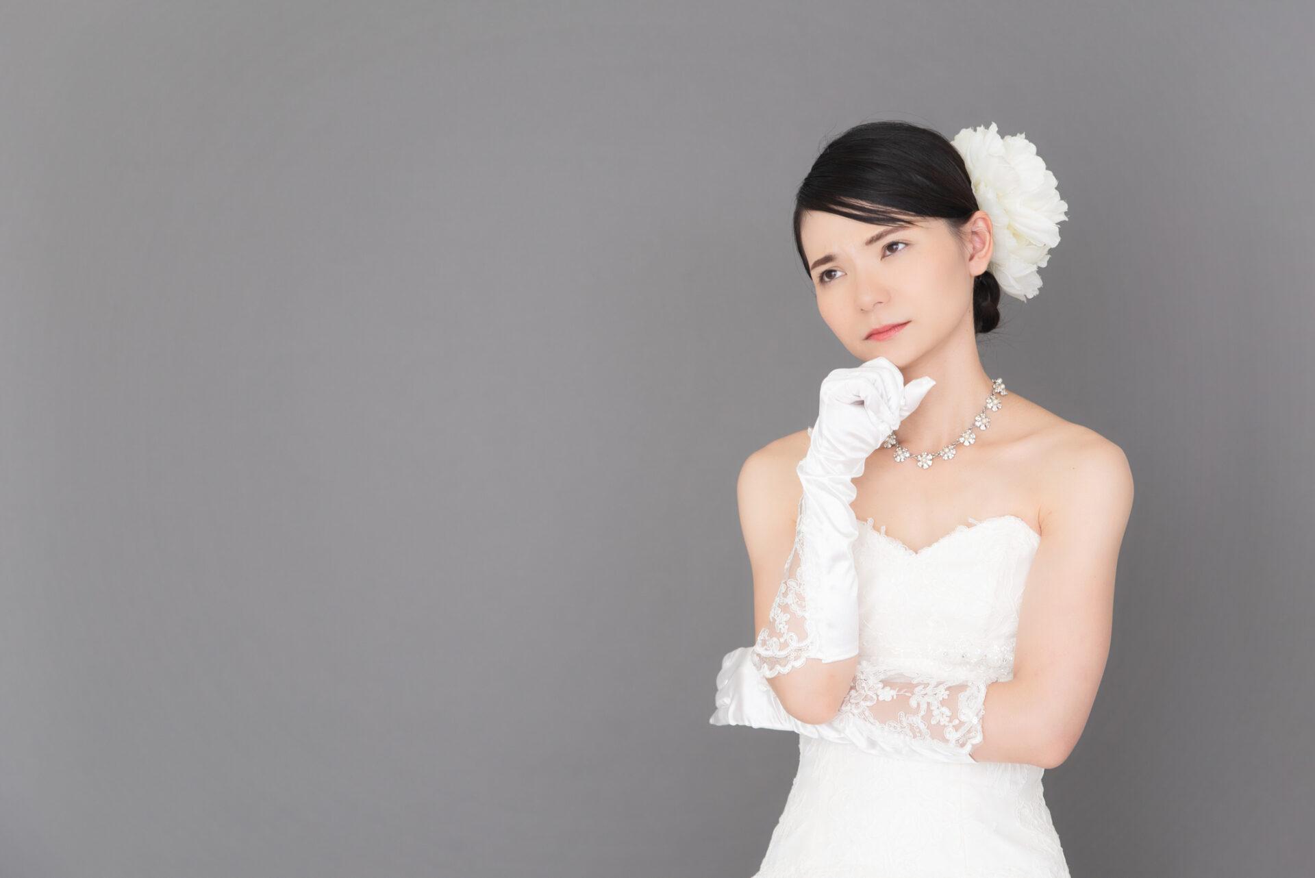 結婚式_悩む
