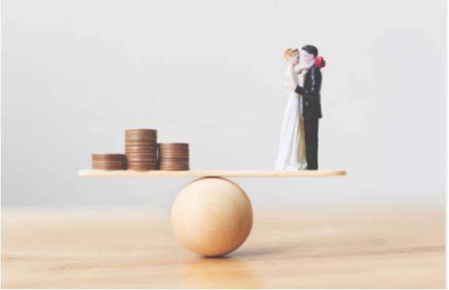 結婚式_お金