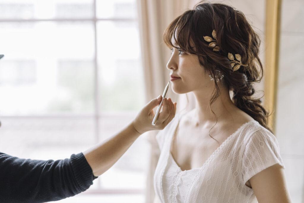 結婚式_メイク