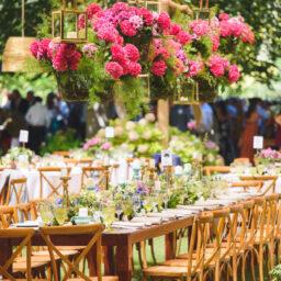 結婚式_テーブル装飾